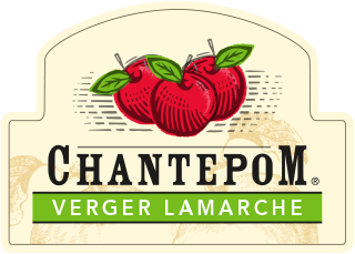 Logo Chantepom Verger Lamarche